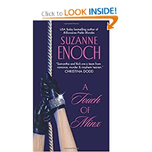 A Touch of Minx - Suzanne Enoch