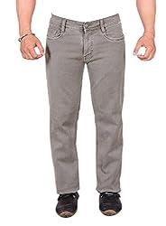 Makeover slim fit pista men's jeans