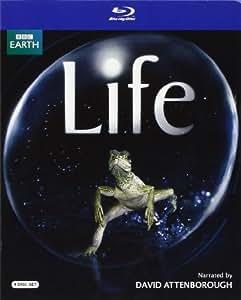 Life [Blu-ray] [Import anglais]