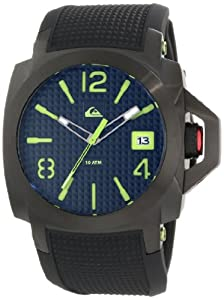 Buy Quiksilver Mens QWMA019-LIM Analog Colored Face Watch by Quiksilver