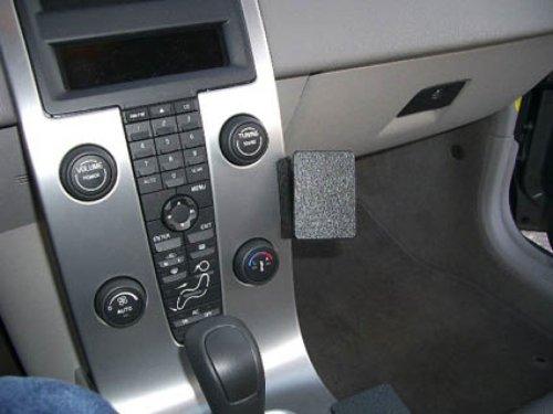 Brodit 853361 ProClip Kfz-Halterung für Volvo C30/C70/S40/V50 07-10 schwarz
