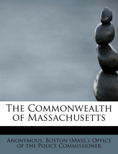 The Commonwealth of Massachusetts