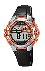 Calypso watches Jungen-Armbanduhr Digital Quarz Plastik K5617/4