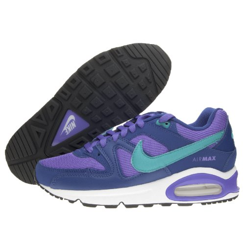 AIR MAX COMMAND (GS)/PURPLE VENOM Nike Mädchen Mod. 407626-500 Mis. 38.5