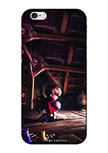 Sowing Happiness Printed Back Cover For Iphone 6 Plus