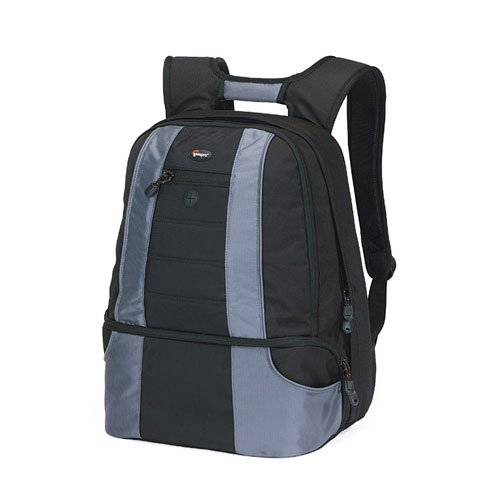 Lowepro CompuDaypack Backpack for DSLR and Laptop - Grey
