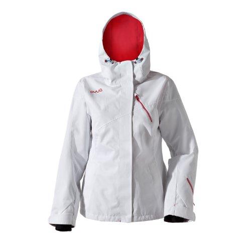 PYUA Damen Jacke Mirror, bright white, 40, 500019-003