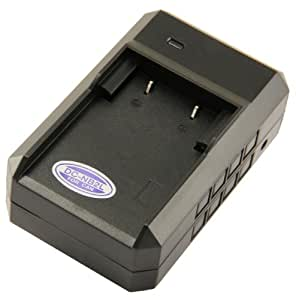 STK's Canon NB-2LH Battery Charger - for Canon Digital Rebel XT, XTi, Canon EOS 350D, Kiss Digital N, Canon Powershot G7, S30, S50, S70, S80, S45, S60, S40, Canon Optura 30, 50, 60, 40, 400, 500, Canon Elura 60, 50, 65, 70, 80, 85, 90, 40mc, Canon ZR-200
