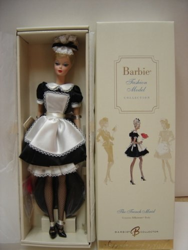 Gold-Label-BFMC-Silkstone-The-French-Maid-Barbie-by-Mattel