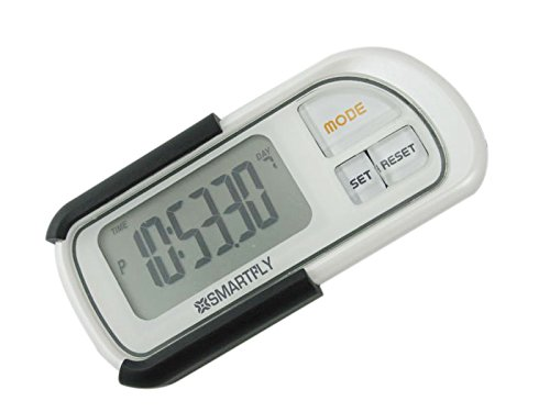 B00LIWDSS0 SMARTFLY New Sport Digital Multifunction Pedometer