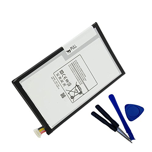 Powerforlaptop? Tablet Battery For T4450E 4450mAh SP3379D1H Samsung SM-T310 SM-T311 SM-T315 Galaxy Tab 3 8.0 Tablets With Opening Repair Tool Kit (Samsung Tab 3 Repair Kit compare prices)