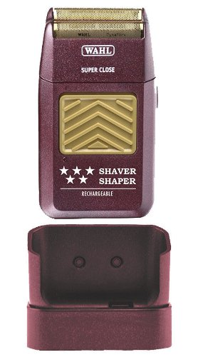 Wahl 5 Star Series Rechargeable Shaver/ Shaper Cl-8547
