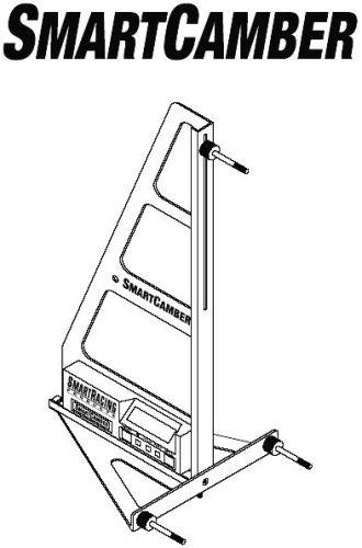 Smart Camber Gauge w/ Hands Free Adapter