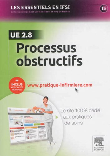 Processus obstructifs : Unité d'enseignement 2.8