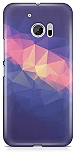 HTC Desire M10 Back Cover by Vcrome,Premium Quality Designer Printed Lightweight Slim Fit Matte Finish Hard Case Back Cover for HTC Desire M10