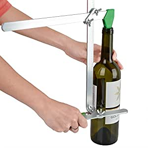 Agptek Glass Bottle Cutter Kit Stained Glass