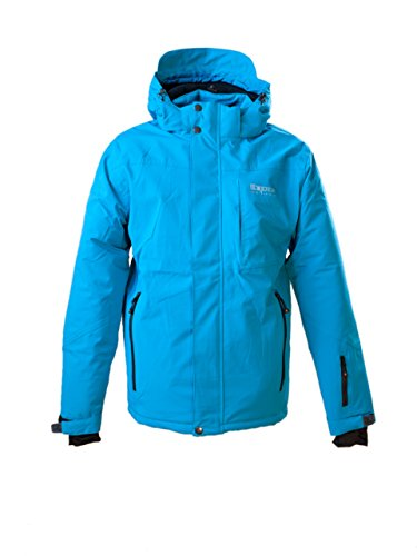 Deproc Active Herren Winter-/Outdoorjacke Montreal, Turquoise