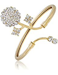The Luxor Australian Diamond Studded Fashionable Bracelet For Women