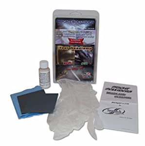 Symtech Bright Solutions Headlight Cleaner Kit from Symtech