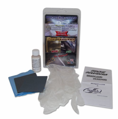 Symtech Bright Solutions Headlight Cleaner Kit