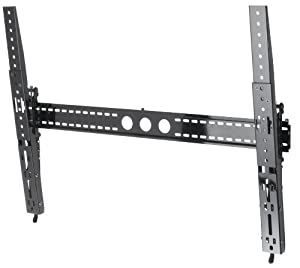 AVF Super Slim ZL8601-A Flat and Tilt TV Wall Mount for 40-Inch to 65-Inch Flat Panel TV Screens (Black) (Discontinued by Manufacturer)
