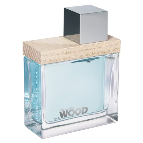 Dsquared she wood crystal creek di Dsquared - Eau de Parfum Edp - Spray 50 ml.