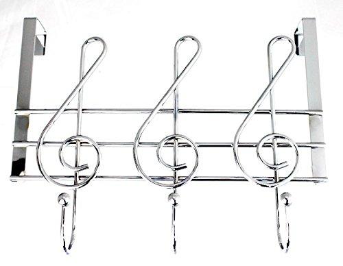 Trgarderobe-Notenschlssel-Violinschlssel-Schnes-Geschenk-fr-Musiker