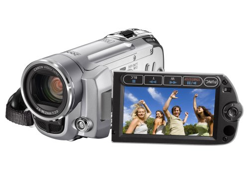 Canon FS100 Digital Camcorder (45 x Advanced Zoom With 2.7
