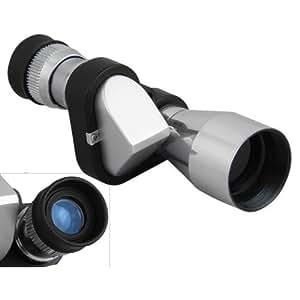fitTek® Mini 8X20 Monokular Fernglas Fernrohr Teleskop Spektiv Outdoor Alu OVP [Misc.]