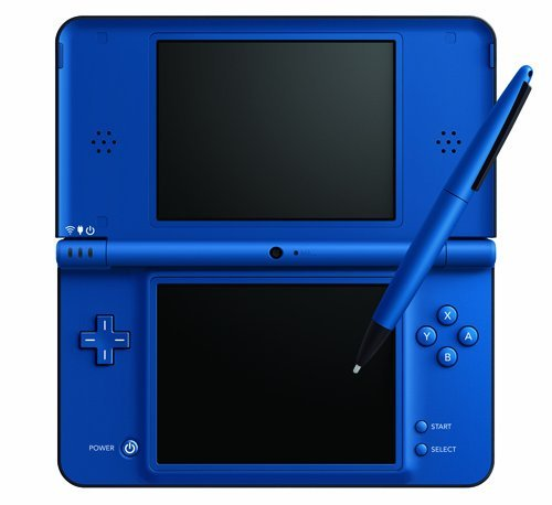 Nintendo Dsi Xl - Midnight Blue front-627317