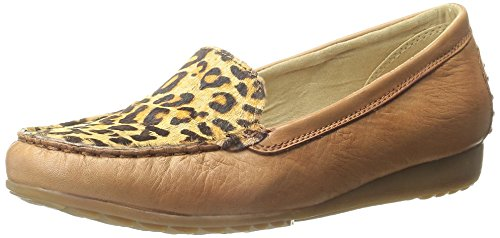Skechers Rome-Lusso Donna US 7 Marrone Mocassini UK 4 EU 37