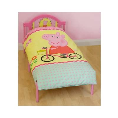 Peppa Pig toddler bed - 18 months - 4 years