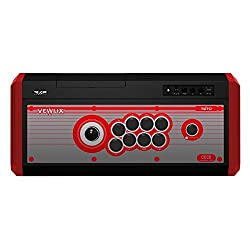 Hori Real Arcade Pro. 4 Premium Vlx (Red) Arcade Fighting Stick For Play Station 4/Ps3