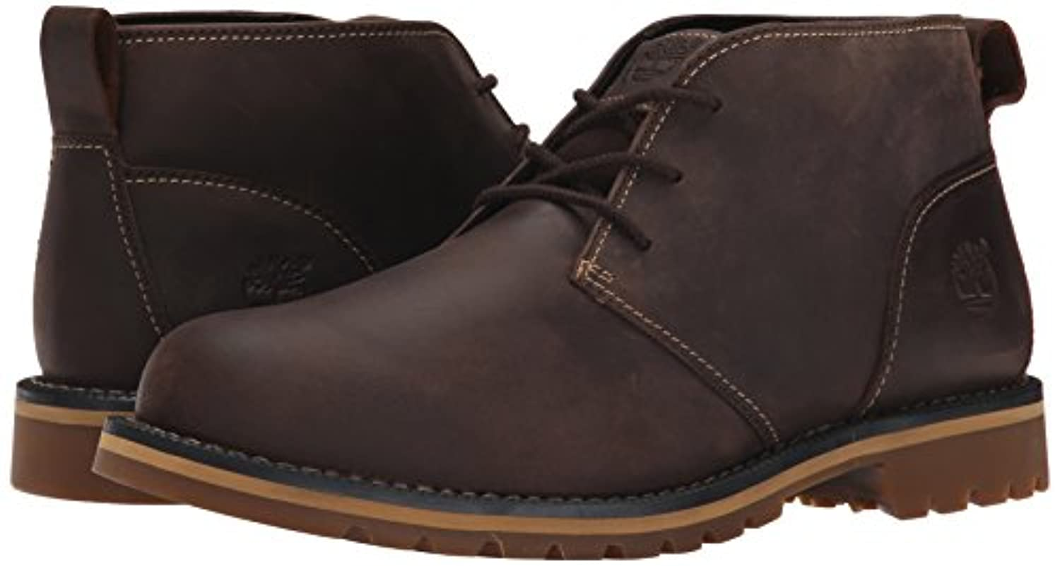 timberland grantly chukka boots review