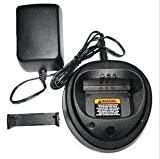 Weekend_PS New Radio Battery Charger 220V For Motorola Gp3688/3188 Cp040/150 Ep450 Cp380/200 Walkie Talkie