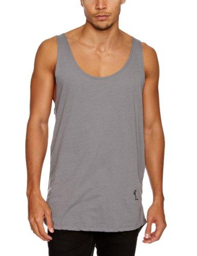 Religion Ltd Isl14 Isle Men's Vest Dark Grey X-Large