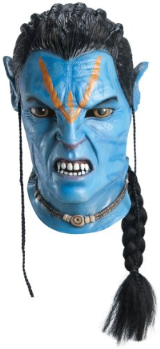 Rubie's Jake Sully Overhead Latex Deluxe Adult Mask