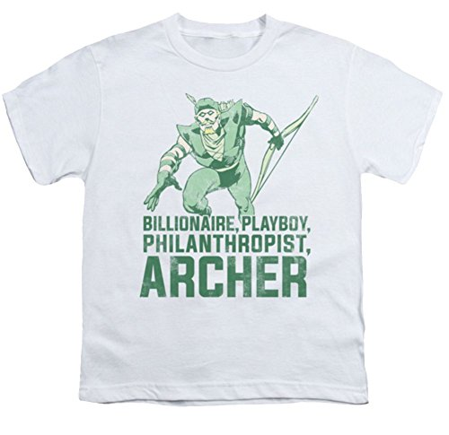 DC Green Arrow Archer Youth T-Shirt