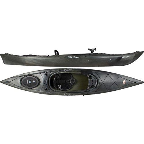 Old town 12ft dirigo 120 angler recreational fishing kayak for 12ft fishing kayak