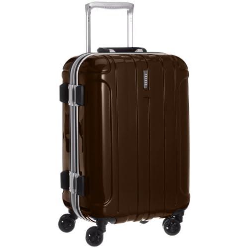 [ピジョール] PUJOLS アルモニー スーツケース 47cm・30リットル・2.9kg(機内持込対応・ACE製) 05731 08 (ブラウン)
