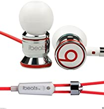 Beats by Dre ibeats - Auriculares de botón, color blanco