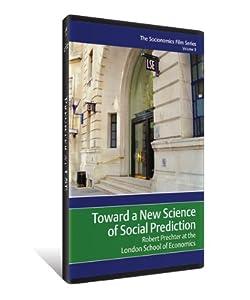 Prechter at London School of Economics