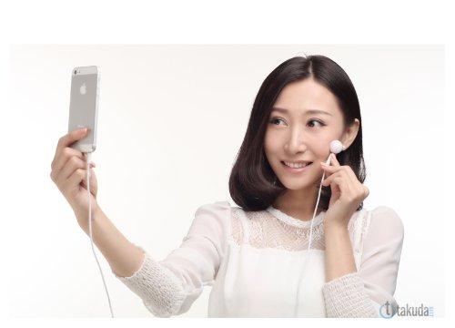 Takuda スキンチェッカー、モイスチャーチェッカー、水分量測定器  IPhone APPLE IOS用 簡単操作