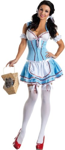 Kansas Cutie Body Shaper Dorothy Adult Costume