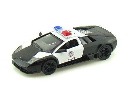 Lamborghini Murcielago LP640-4 1/36 Police Car