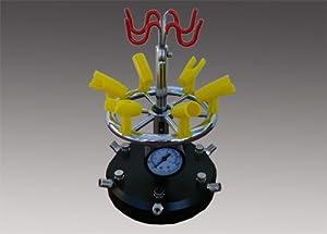 Airbrush Gun Holder - 6B18 - 360° Turnable - For 6 Guns