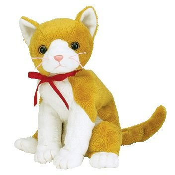 Ty Beanie Babies Tangles Cat Retired [Toy]