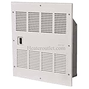 Hot Water Wall Mounted Heater Myson Whispa Iii 5000 Wm