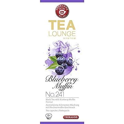 Tee 6918 Blueberry Muffin V12 von Teekanne auf Gewürze Shop