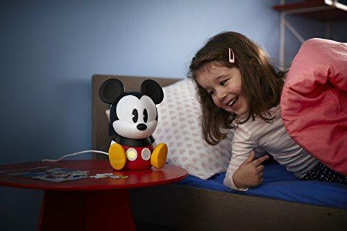 Philips - Réveil lumineux LED Mickey Sleeptime